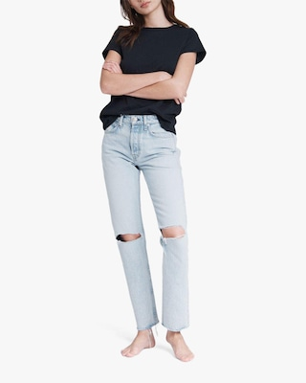 rag & bone Maya High-Rise Slim Jeans 2
