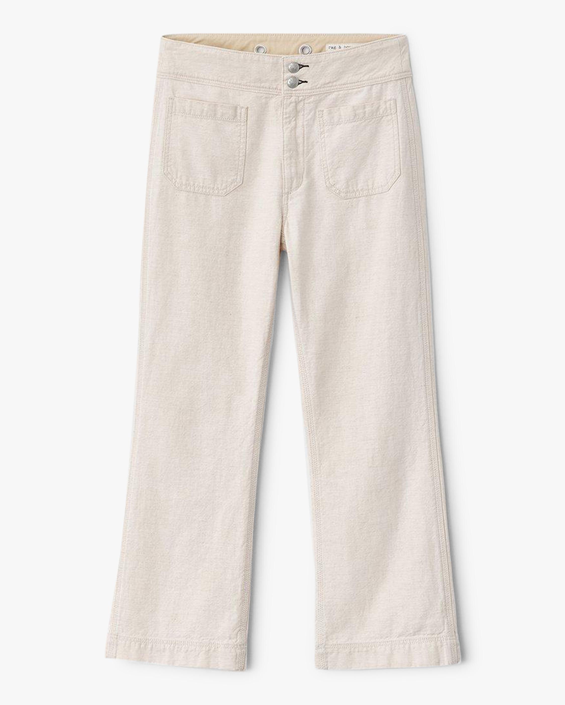 rag & bone Naval Crop Jeans 0
