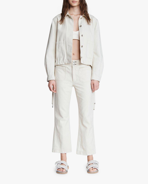 rag & bone Naval Crop Jeans 1