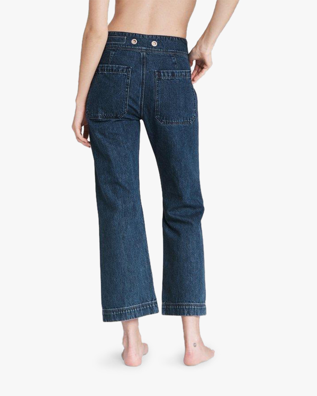 rag & bone Naval Crop Jeans 4