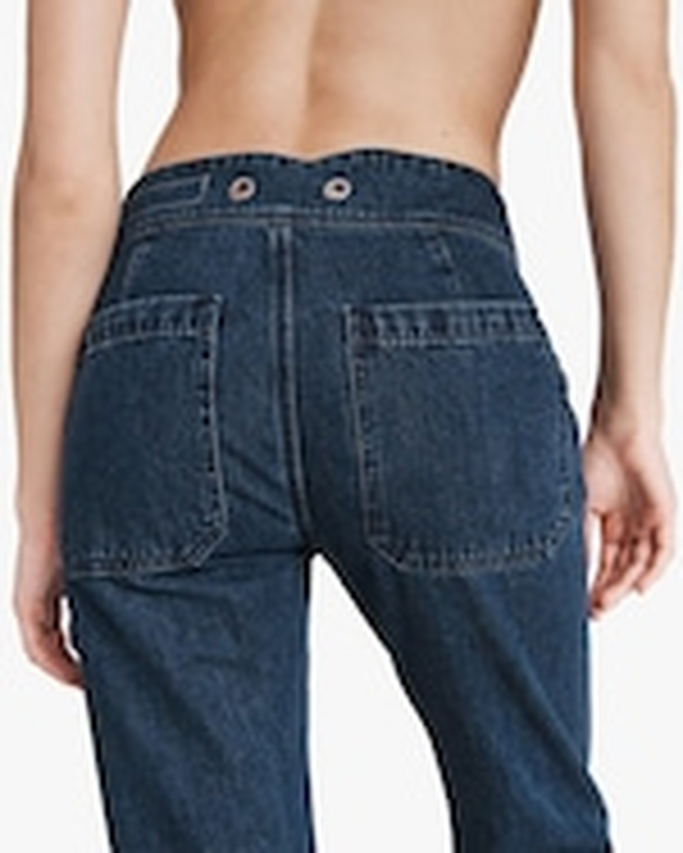 rag & bone Naval Crop Jeans 5