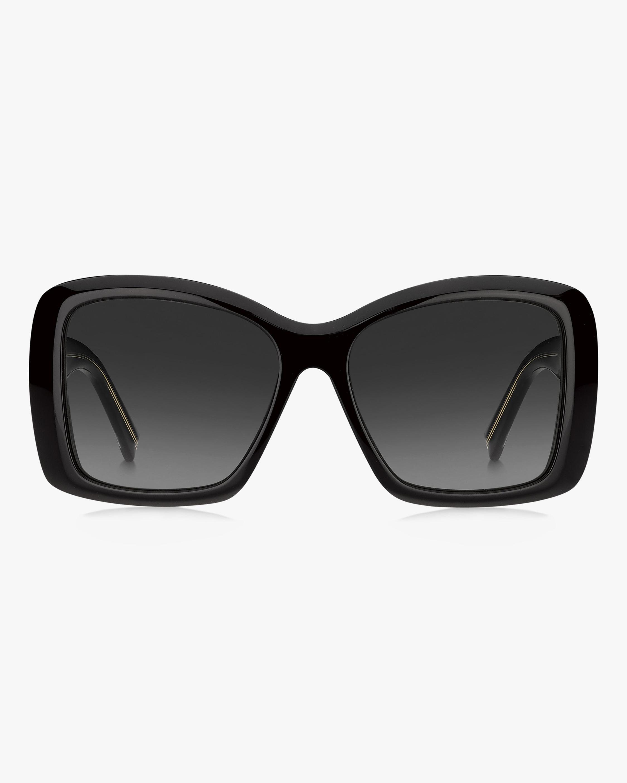 Givenchy Black Square Sunglasses 0