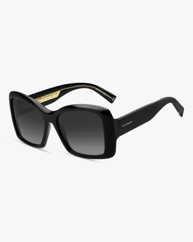 Givenchy Black Square Sunglasses 2