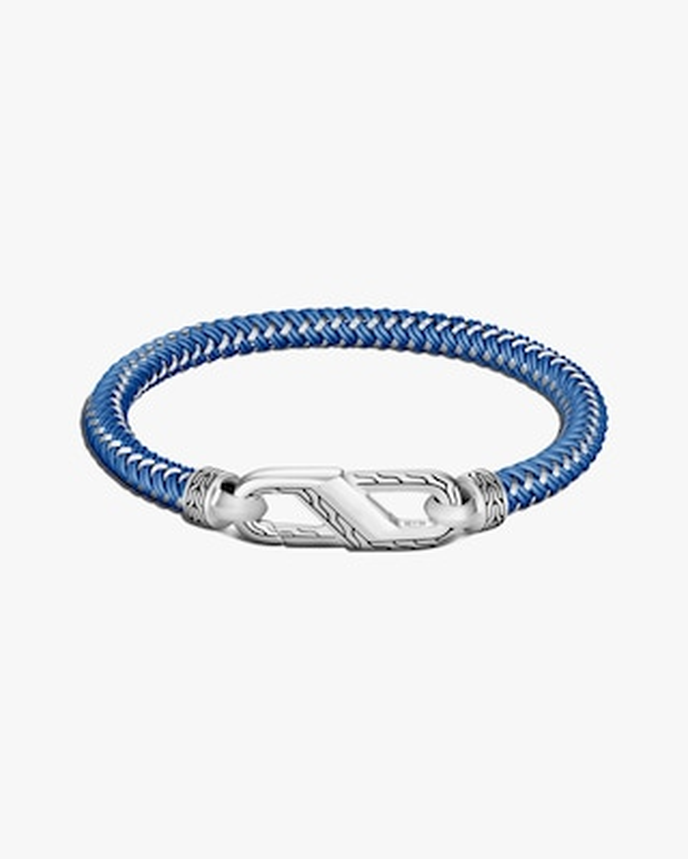 John Hardy Men's Classic Chain Carabiner Bracelet 1