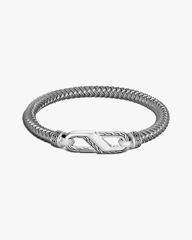 John Hardy Men's Classic Chain Carabiner Bracelet 0