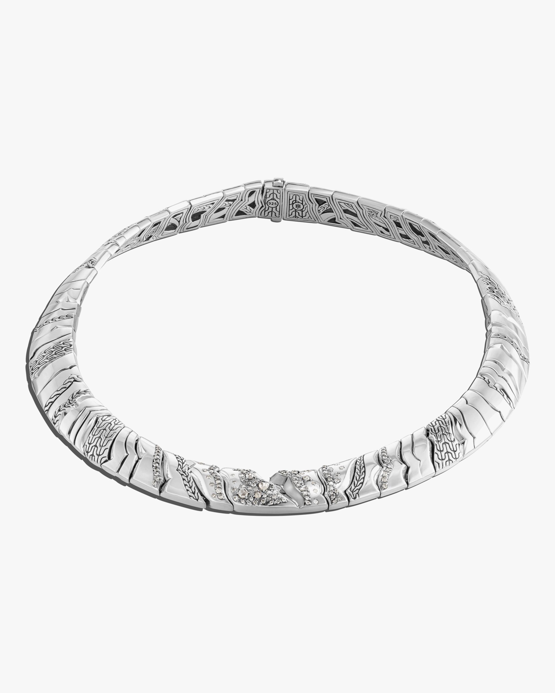 John Hardy Lahar Diamond Necklace 0