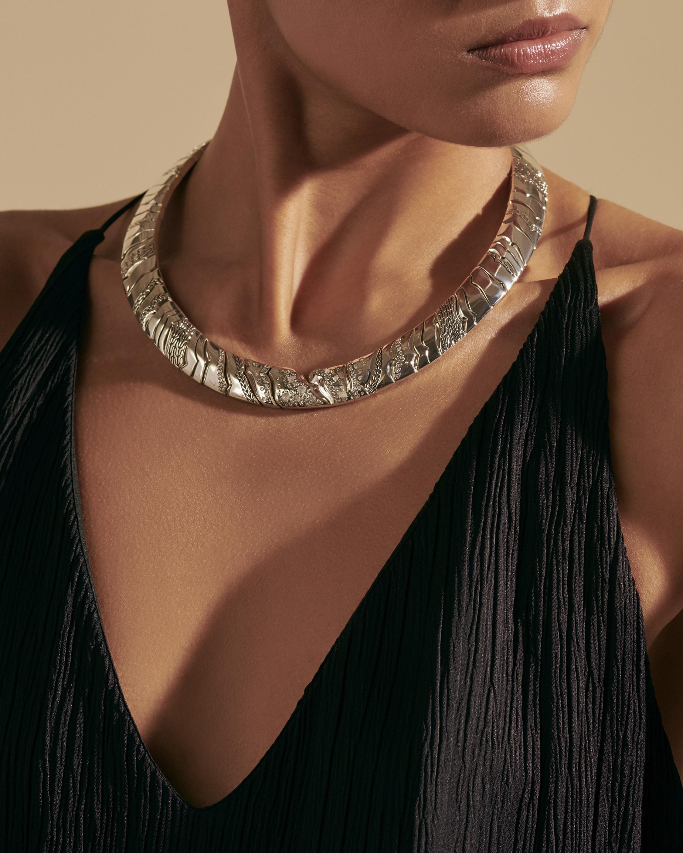 John Hardy Lahar Diamond Necklace 2