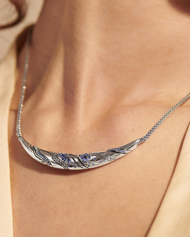 John Hardy Lahar Bib Necklace 1