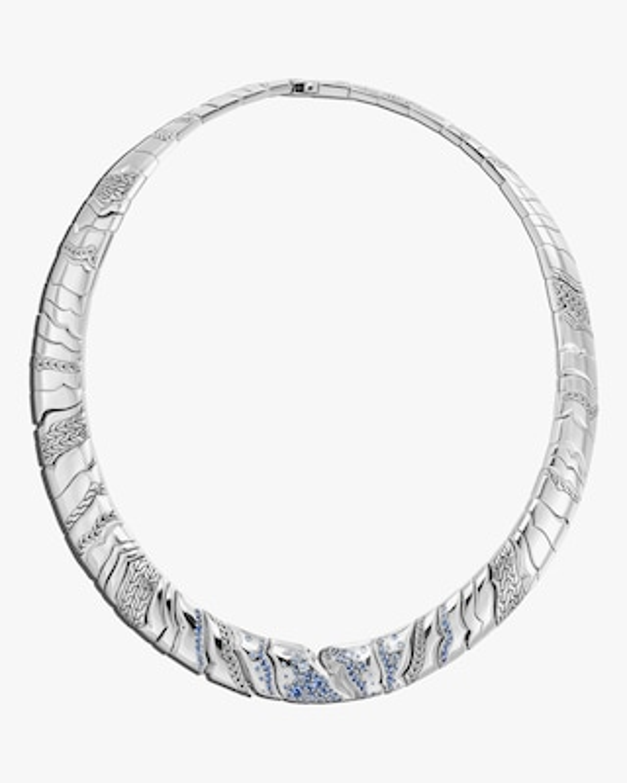 John Hardy Lahar Blue Sapphire Necklace 2