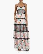 Prabal Gurung Tiered-Lace Gown 2