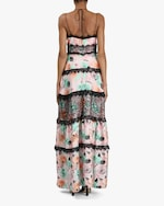 Prabal Gurung Tiered-Lace Gown 3