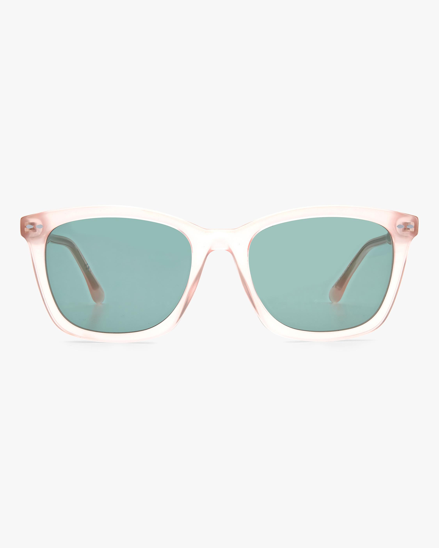 Isabel Marant Pink Rectangle Sunglasses 0