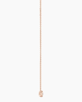 De Beers Forevermark The Forevermark Tribute™ Collection Heart Diamond Necklace 2