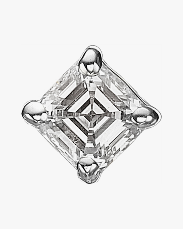 Chérut Single Asscher-Cut Diamond Earring 1