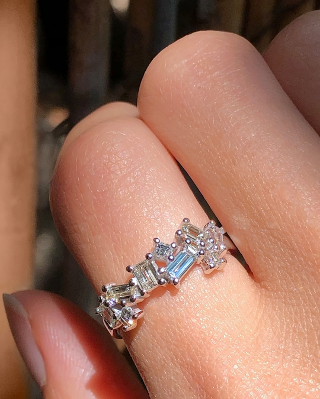 Chérut Starry Night Diamond Ring 1