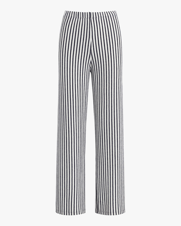 Leset Lori Stripe Burnout Pants 0