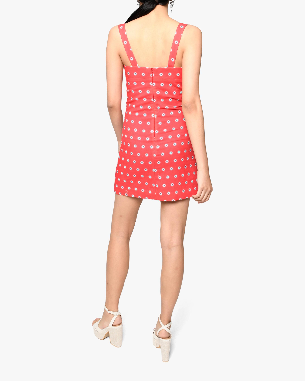 Nicole Miller Sunset Star Linen Mini Dress 3