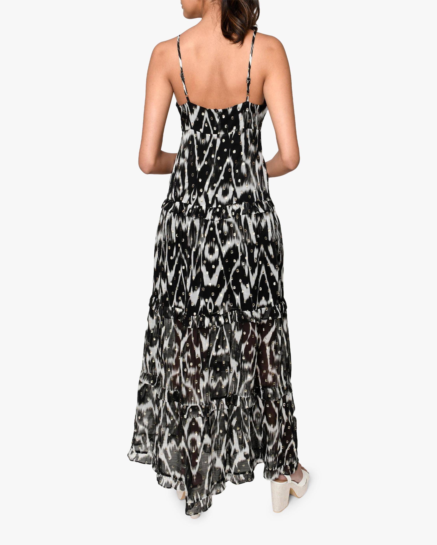Nicole Miller Ikat Maxi Dress 2