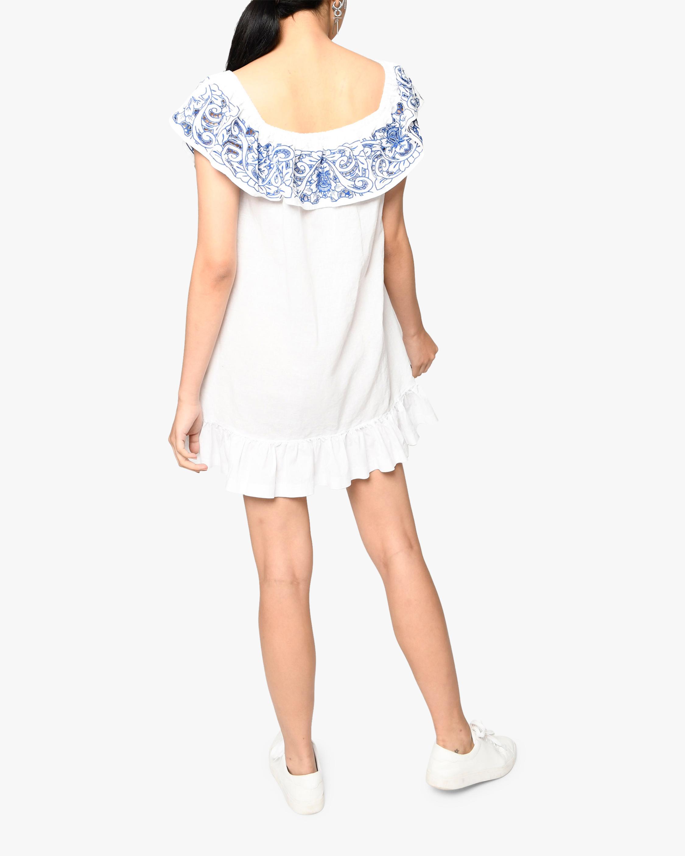 Nicole Miller Magnolia Lei Off-Shoulder Dress 2
