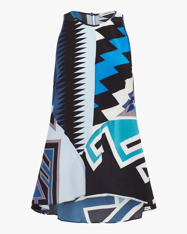 Dorothee Schumacher Blanket Graphics Top 0
