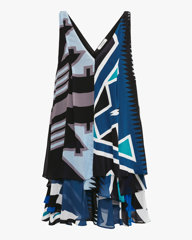 Dorothee Schumacher Blanket Graphics Dress 0