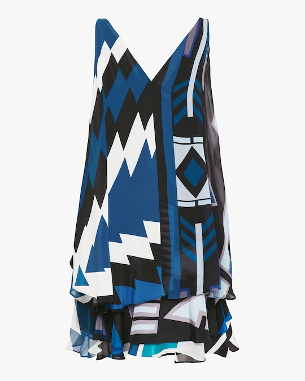 Dorothee Schumacher Blanket Graphics Dress 1