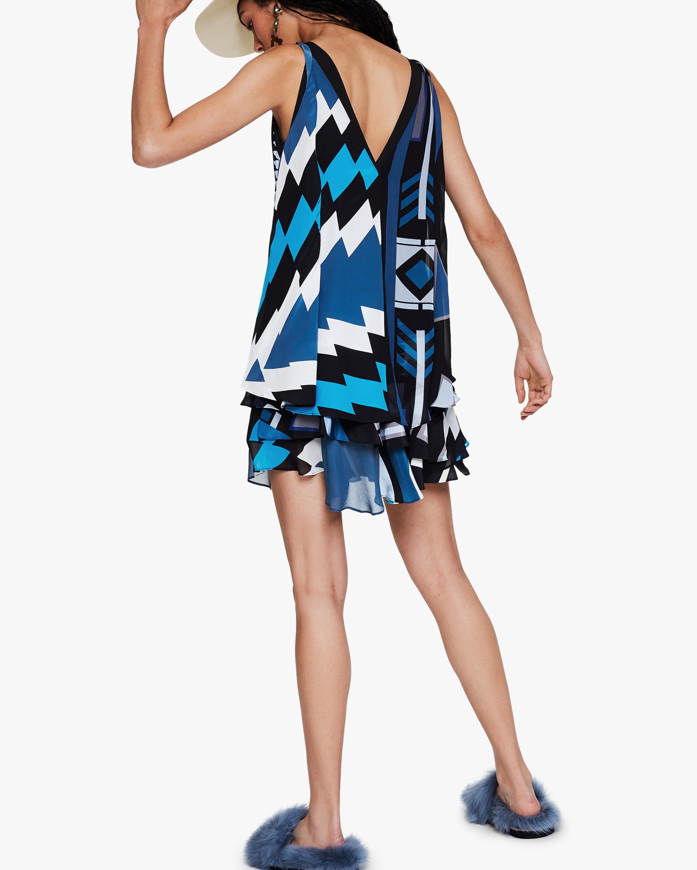 Dorothee Schumacher Blanket Graphics Dress 3