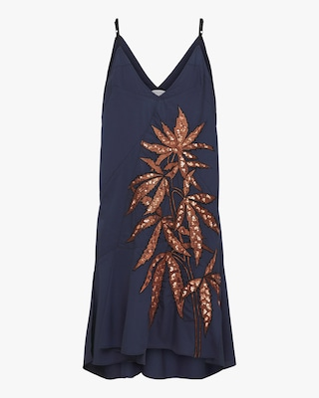 Dorothee Schumacher Fantasy Poplin Dress 1