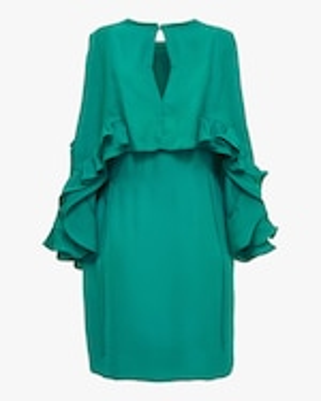 Dorothee Schumacher Fluid Luxury Cold Shoulder Dress 1