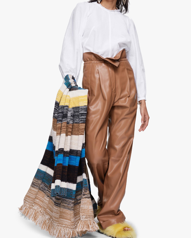 Dorothee Schumacher Sleek Faux Leather Performance Pants 2