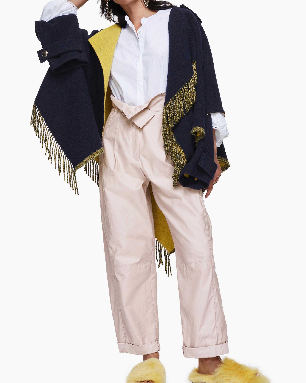 Dorothee Schumacher Colorful Fringe Coat 2