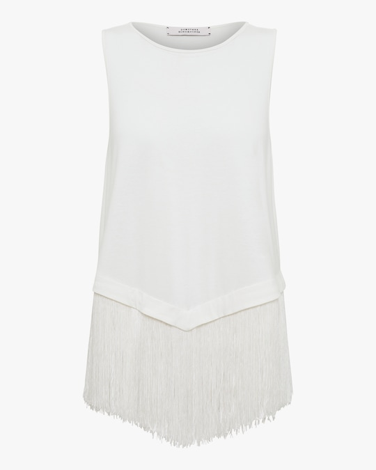 Dorothee Schumacher Fringy Moment Top 0