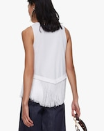 Dorothee Schumacher Fringy Moment Top 3