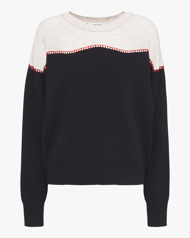 Dorothee Schumacher Cozy Comfort Crewneck Sweatshirt 0