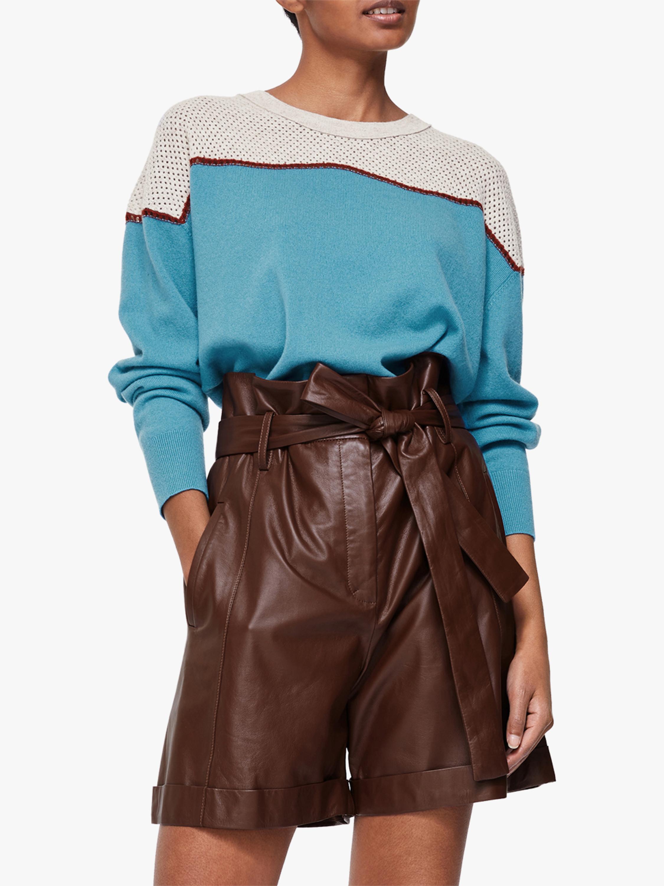 Dorothee Schumacher Cozy Comfort Crewneck Sweatshirt 2