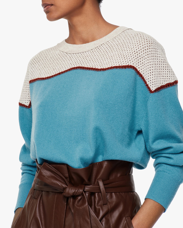 Dorothee Schumacher Cozy Comfort Crewneck Sweatshirt 3