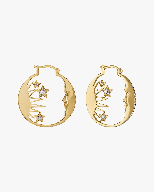 Eden Presley Harmony Hoop Earrings 0