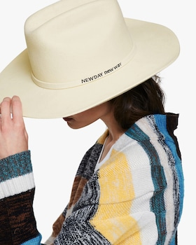 Into the Wild Cowboy Hat