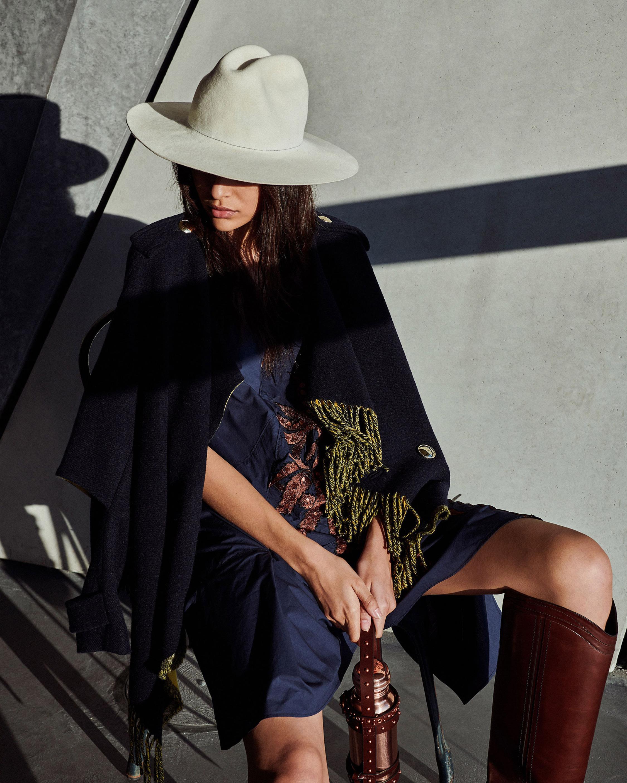 Dorothee Schumacher Into the Wild Cowboy Hat 1