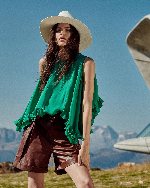 Dorothee Schumacher Into the Wild Cowboy Hat 4