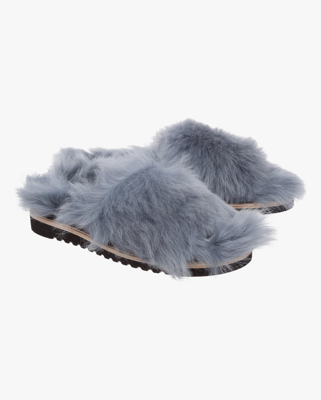 Dorothee Schumacher Furry Fantasy Slipper 1