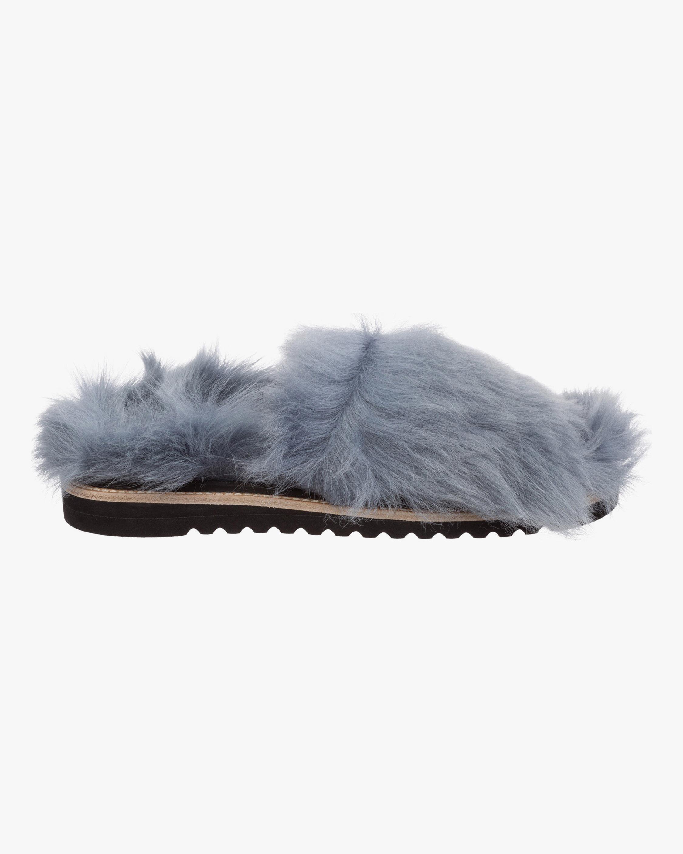 Dorothee Schumacher Furry Fantasy Slipper 2