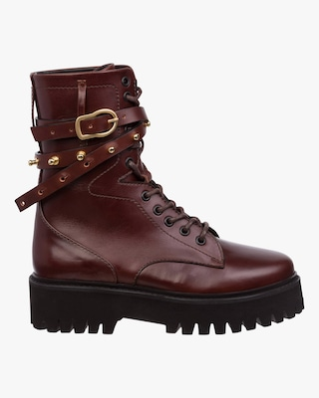 Dorothee Schumacher Chic Wilderness Combat Boots 2