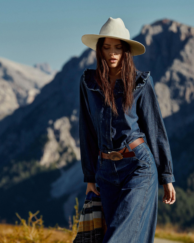 Dorothee Schumacher Chic Wilderness Rising Sun Belt 4
