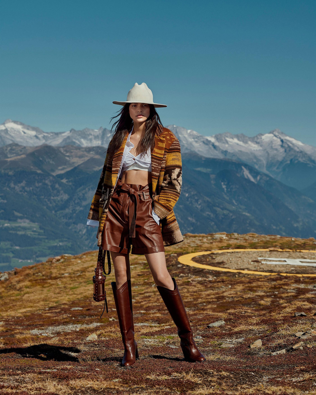 Dorothee Schumacher Chic Wilderness Boots 5