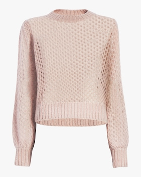 Unbridled Crop Sweater