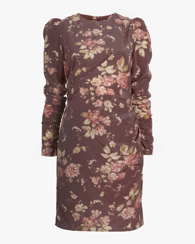 Unbridled Draped Mini Dress