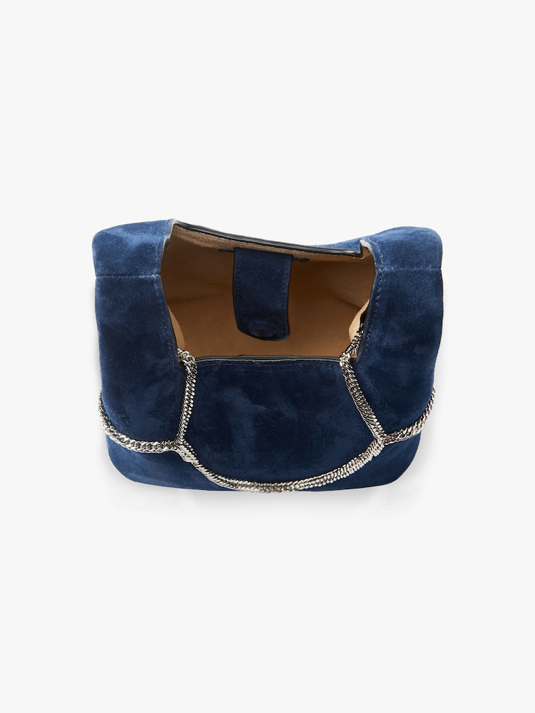 Suede Mini Shopper Bag Hayward