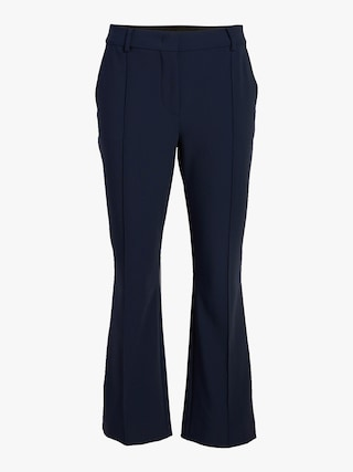 Veleno Cropped Sartorial Trousers