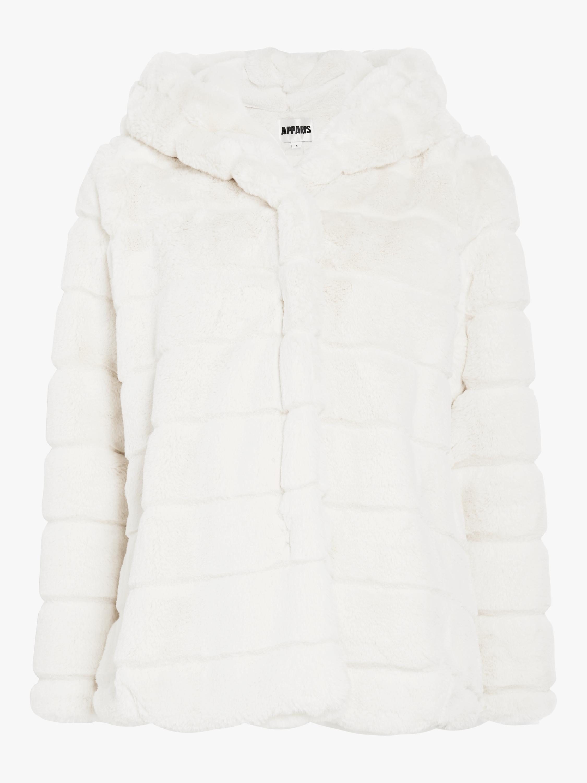 Goldie Hooded Jacket